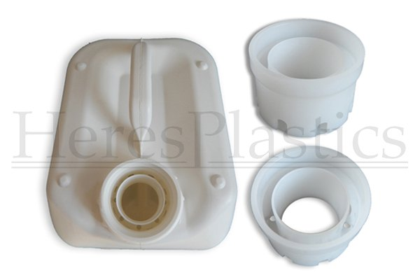 anti-bubble insert jerry can din 51