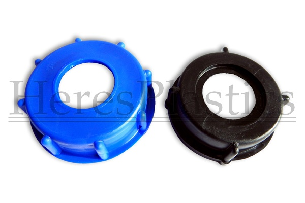 jerrycan screw cap with punched hole