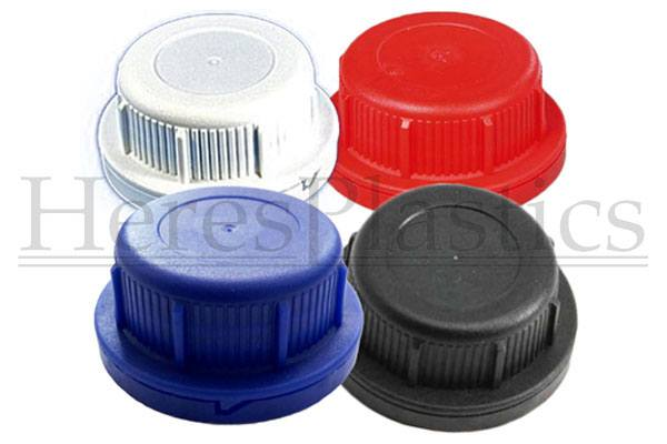 din45 tamper evident screw cap for jerrycan