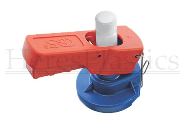IBC CDS suction adaptor for adblue